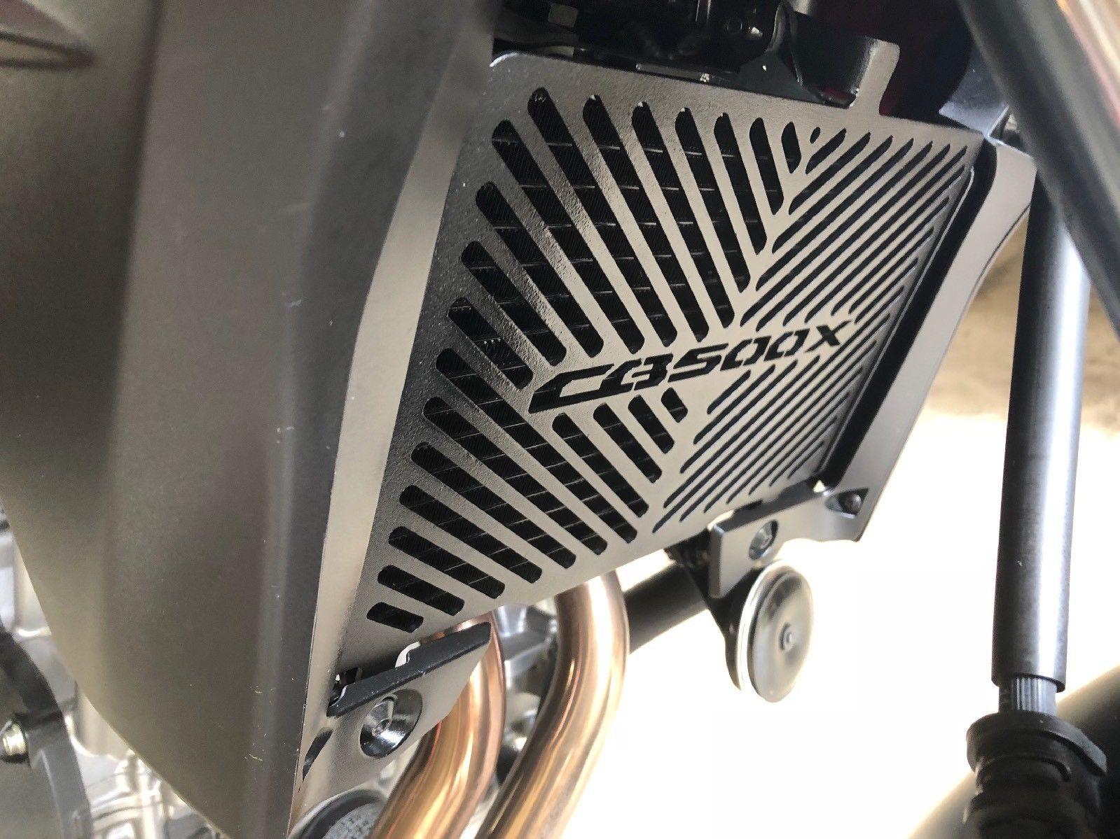 Radiator Guard cb500x